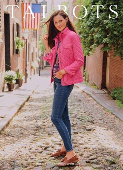 Clothing & Apparel deals in the Talbots catalog ( 4 days left)