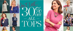 Talbots deals in the Flushing NY weekly ad