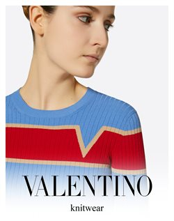 Valentino deals in the New York weekly ad
