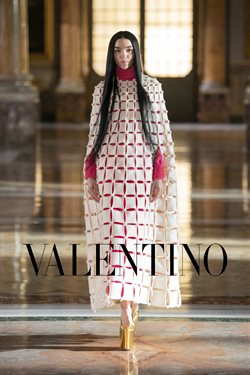 Valentino catalogue ( More than a month )