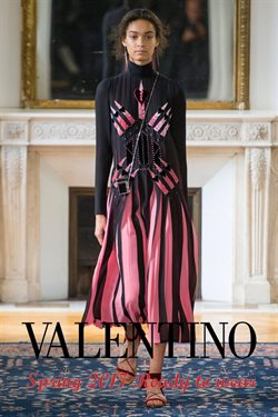 Luxury brands deals in the Valentino weekly ad in Houston TX
