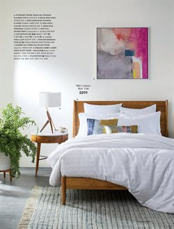 Bed deals in the West Elm weekly ad in Kent WA