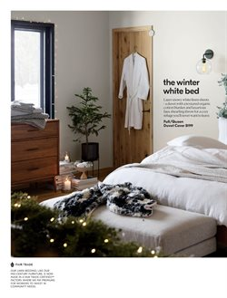 Bed deals in the West Elm weekly ad in Savannah GA