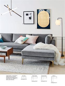 Other furniture deals in the West Elm weekly ad in Kent WA