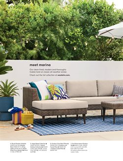 Table deals in the West Elm weekly ad in New York