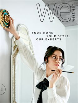 West Elm deals in the Washington-DC weekly ad