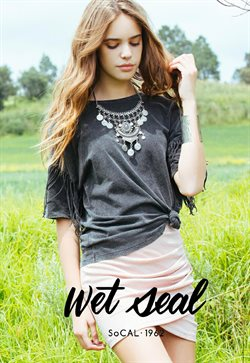 Wet Seal deals in the Los Angeles CA weekly ad