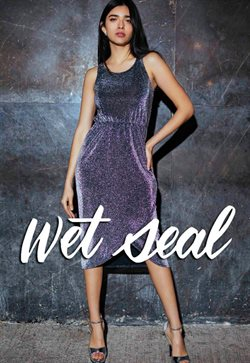 Wet Seal deals in the Dallas TX weekly ad