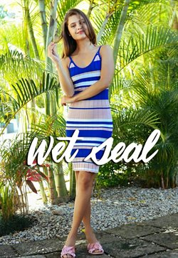 Wet Seal deals in the Flushing NY weekly ad