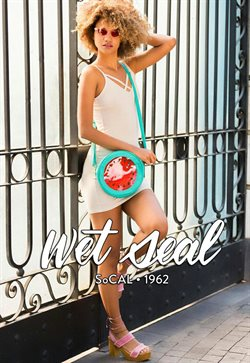 Wet Seal deals in the Houston TX weekly ad