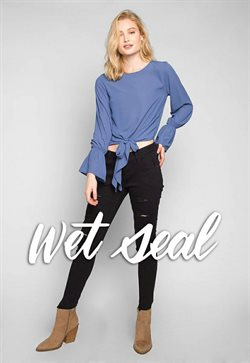 Wet Seal catalogue in San Francisco CA ( More than a month )