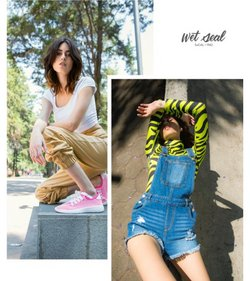 Wet Seal deals in the Wet Seal catalog ( More than a month)