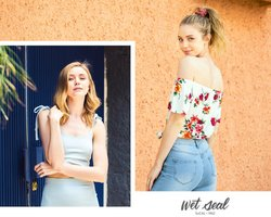 Clothing & Apparel deals in the Wet Seal catalog ( Published today)