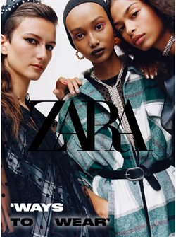 ZARA deals in the Chicago IL weekly ad