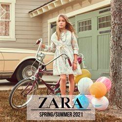 ZARA deals in the ZARA catalog ( More than a month)