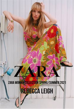 Clothing & Apparel deals in the ZARA catalog ( 24 days left)