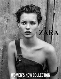 Clothing & Apparel deals in the ZARA catalog ( 28 days left)