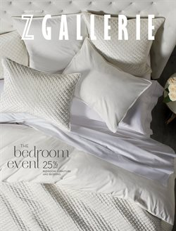 Z Gallerie deals in the San Jose CA weekly ad