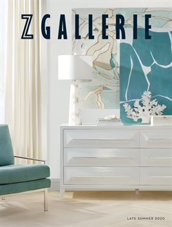 Z Gallerie catalogue in Miami FL ( 9 days left )