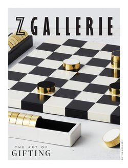 Home & Furniture deals in the Z Gallerie catalog ( 2 days left)
