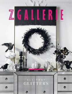Z Gallerie deals in the Z Gallerie catalog ( Published today)