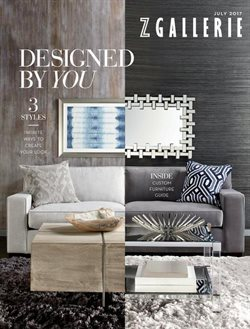 Home & Furniture deals in the Z Gallerie weekly ad in Miami FL