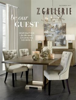 Home & Furniture deals in the Z Gallerie weekly ad in Dallas TX