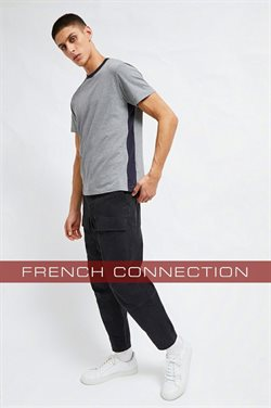 French Connection deals in the New York weekly ad