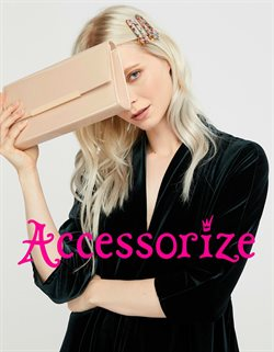 Jewelry & Watches offers in the Accessorize catalogue in Raleigh NC ( 10 days left )