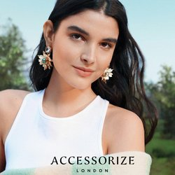Jewelry & Watches deals in the Accessorize catalog ( 9 days left)