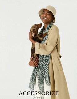 Accessorize deals in the Accessorize catalog ( More than a month)