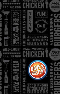 Restaurants deals in the Dave & Buster's weekly ad in Fontana CA