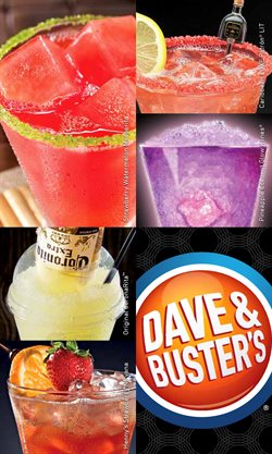 Dave & Buster's deals in the San Jose CA weekly ad