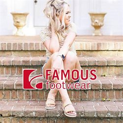 Famous Footwear catalogue ( Expired )