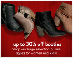 Famous Footwear deals in the Johnstown PA weekly ad