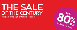 Century 21 coupon ( 16 days left )