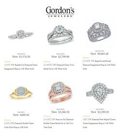 Gordon's Jewelers catalogue ( Expired )