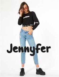 Jennyfer catalogue ( More than a month )