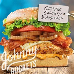Johnny Rockets deals in the San Antonio TX weekly ad