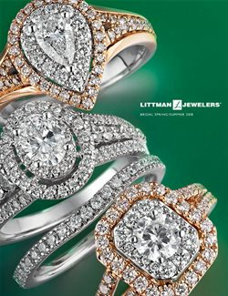 Jewelry & Watches deals in the Littman Jewelers weekly ad in New York