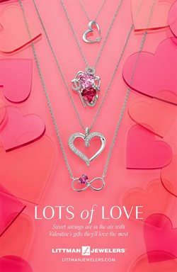Jewelry & Watches offers in the Littman Jewelers catalogue in Hialeah FL ( 3 days left )