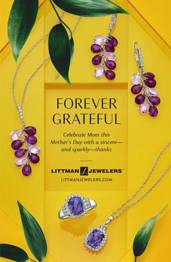 Jewelry & Watches offers in the Littman Jewelers catalogue in Niagara Falls NY ( 2 days ago )