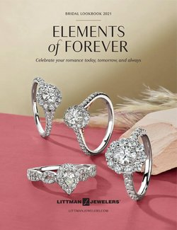 jewelry deals in the Littman Jewelers catalog ( More than a month)