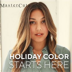 Beauty & Personal Care offers in the MasterCuts catalogue in Middletown OH ( Published today )