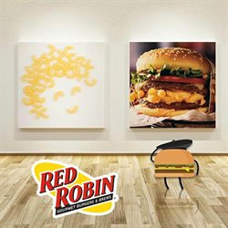 Red Robin deals in the Oklahoma City OK weekly ad