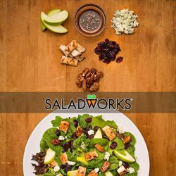 Saladworks deals in the West Nyack NY weekly ad