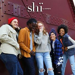 SHI by Journeys deals in the Houston TX weekly ad