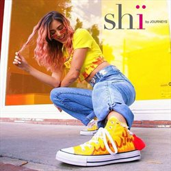 SHI by Journeys deals in the New Haven CT weekly ad