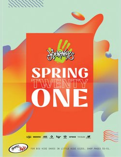 Clothing & Apparel deals in the SHI by Journeys catalog ( Expires tomorrow)