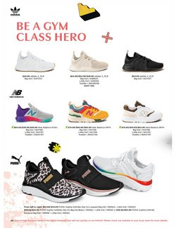 Adidas deals in the SHI by Journeys catalog ( 27 days left)